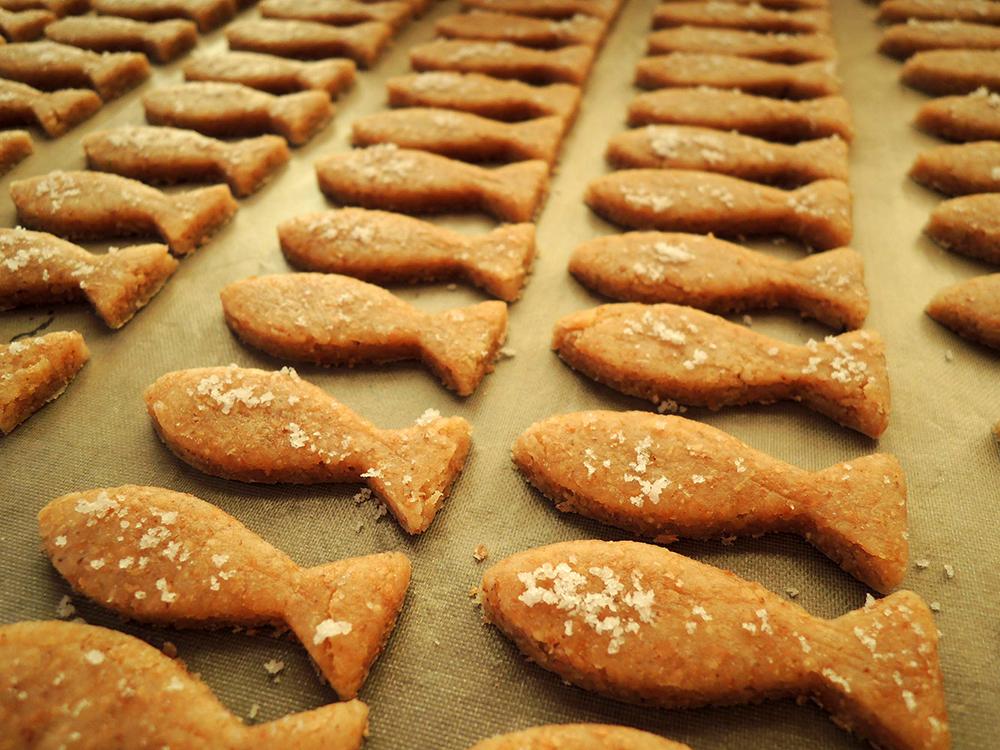 南町テラス 小坪の塩クッキー