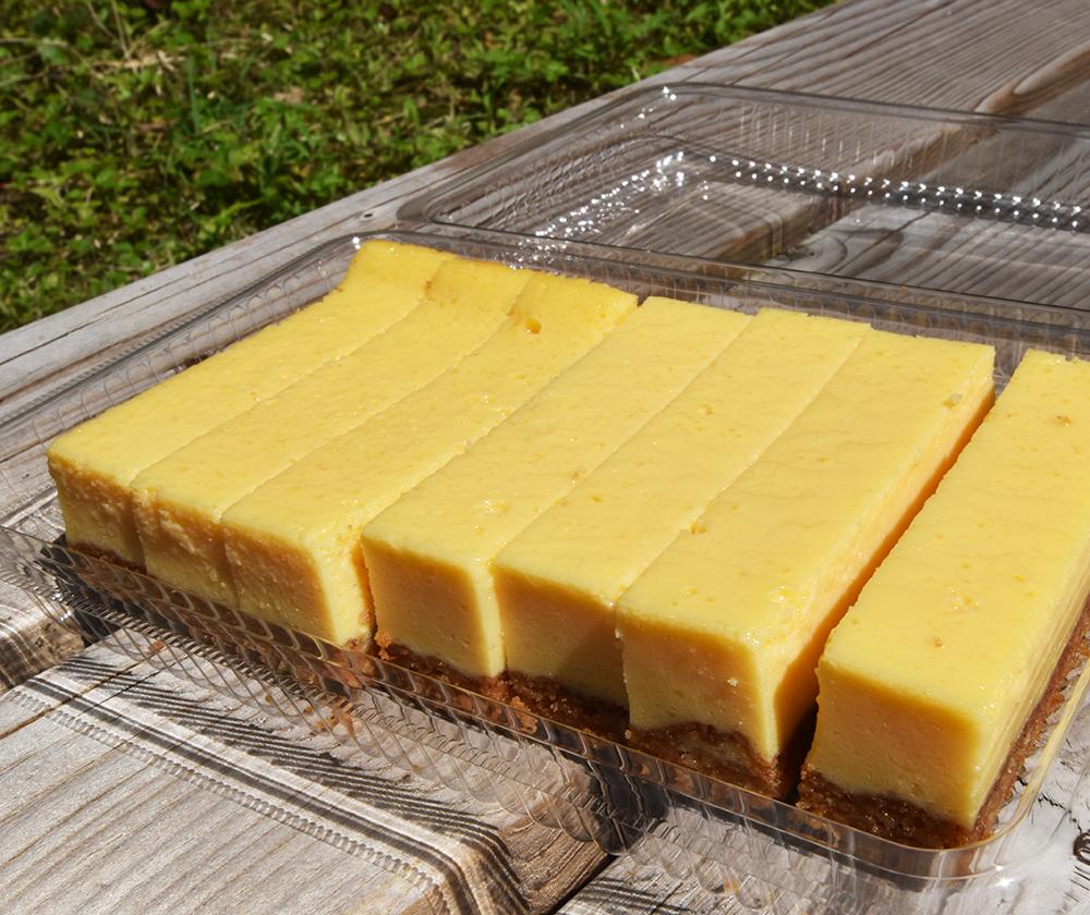 永治堂 チーズケーキ